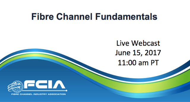 Fibre Channel Fundamentals